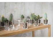 Blown glass jewel box JAR - Schönbuch