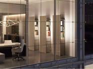 Tall office shelving JERA | Office shelving - Las Mobili