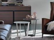 Round crystal coffee table JOLLY - Cattelan Italia