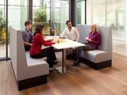 Restaurant booth JUKE BOX - SMV Sitz- und Objektmöbel