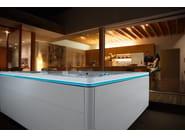 Outdoor hot tub JUST SILENCE   Outdoor hot tub - Villeroy & Boch