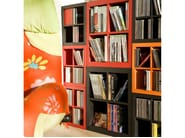 Lacquered modular bookcase KADR | Bookcase - IFT