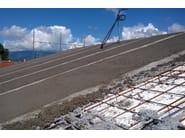 Self-supporting formwork panel for slab KALDO - PONTAROLO ENGINEERING