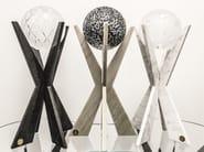 Lampada da tavolo in marmo KATUNA | Lampada da tavolo in marmo - Placidia