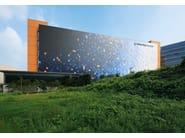 Shinhan Data Centre, Seoul | Architect: Samoo Architects & Engineers, Seoul