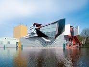 Groningen Museum | Architect: Alessandro Mendini, Milan / Italy