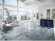 Porcelain stoneware flooring with stone effect LASCAUX KIMBERLY - La Fabbrica