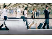 Moving walkway KONE InnoTrack™ - KONE