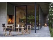 Round coffee table KRYSS | Coffee table - Skargaarden