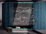 Washable writing vinyl wallpaper KURABO - GLAMORA