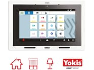 Building automation system interface Kit Yokis + Urmet - YOKIS