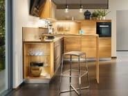 Solid wood fitted kitchen L1 | Kitchen - TEAM 7 Natürlich Wohnen