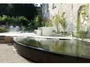 Rectangular aluminium table LA GRANDE TABLE - MDF Italia