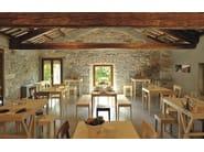 Tavolo da pranzo rettangolare LA LOCANDA | Tavolo rettangolare - Calligaris