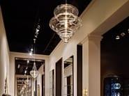 Blown glass pendant lamp LA SCALA | Pendant lamp - Lasvit