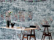 Motif wallpaper LA VIE MARINE - Wall&decò