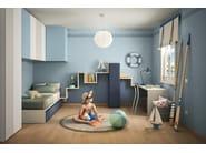 Trundle bed for kids' bedroom LAGOLINEA - Lago