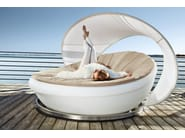 Round daybed LAGOON - solpuri