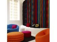 LAINE: SINGAPORE Decorative acoustic panel