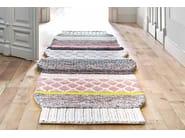 Striped wool rug LARGAS - GAN By Gandia Blasco