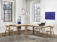 Wooden dining table LASA - TON