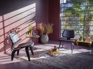 Calfskin chair LCM CALF'S SKIN - Vitra