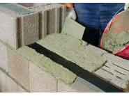 Loadbearing concrete block LECABLOCCO BIOCLIMA ZERO - LecaSistemi