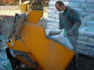 Pre-mixed screed LECACEM MAXI - Laterlite