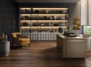 Porcelain stoneware flooring with wood effect LEGNO DEL NOTAIO - Cooperativa Ceramica d'Imola S.c.