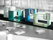 Coffe table, magazine rack and bedside table LIBRIS - MEME DESIGN