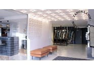 Contemporary style Ceramic materials ceiling lamp LIGHT 027 - ZANGRA