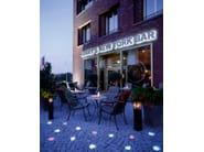 Floor Light for Public Areas LIGHT STONE BASALT - Top Light