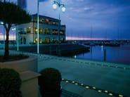Illuminazione da incasso a pavimento per spazi pubblici LIGHT STONE BETON - Top Light