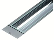 Walkover light fluorescent extruded aluminium steplight LINE F.1005 - Francesconi & C.