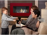 Built-in bioethanol fireplace BK | Built-in fireplace - bioKamino by CAR-Z-MET