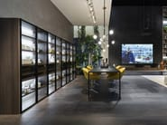 Bookcase LINK SYSTEM | Bookcase - Zalf