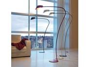 Steel floor lamp LITTLE FLAG - Cattelan Italia
