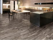 Porcelain stoneware flooring with wood effect LIVING - Ceramica Rondine