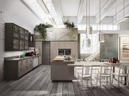 Fitted kitchen with island LOFT   Kitchen with island - Snaidero