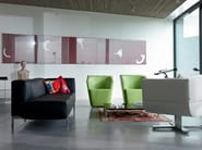 Beech sofa LONGUEVILLE | Sofa - Jori