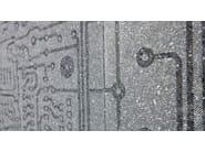 Marble grit wall tiles LOOP - Mipa