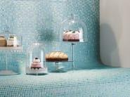Porcelain stoneware mosaic LOOP | Porcelain stoneware mosaic - JASBA MOSAIK
