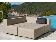 Sectional garden sofa LOOPY | Garden sofa - April Furniture