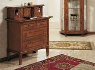 Solid wood secretary desk LORD - Arvestyle