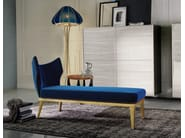Upholstered velvet day bed LOREN | Day bed - Ottiu