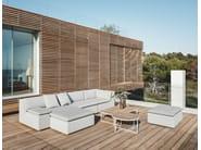 Modular garden sofa LOU   Modular sofa - Dedon