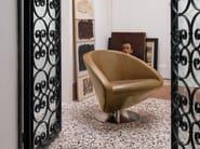 Swivel armchair LOVE - Arketipo