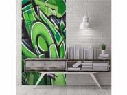 Washable writing non-woven paper wallpaper LU0021 - LGD01