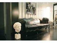 Leather sofa LUCREZIA - BAXTER