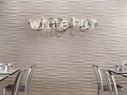 Indoor white-paste wall tiles LUMINA 30,5x56 - FAP ceramiche